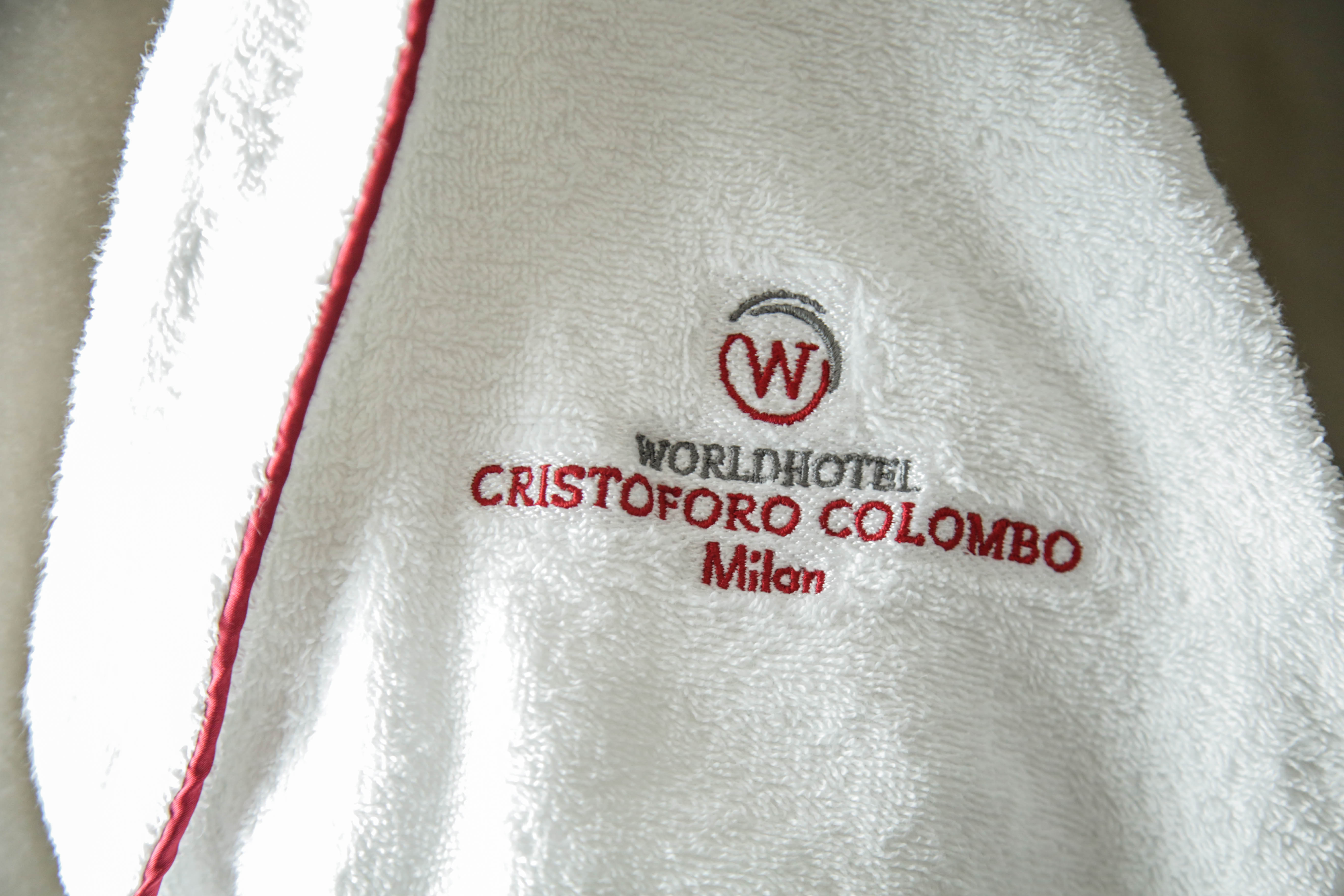amenities worldhotel cristoforo colombo