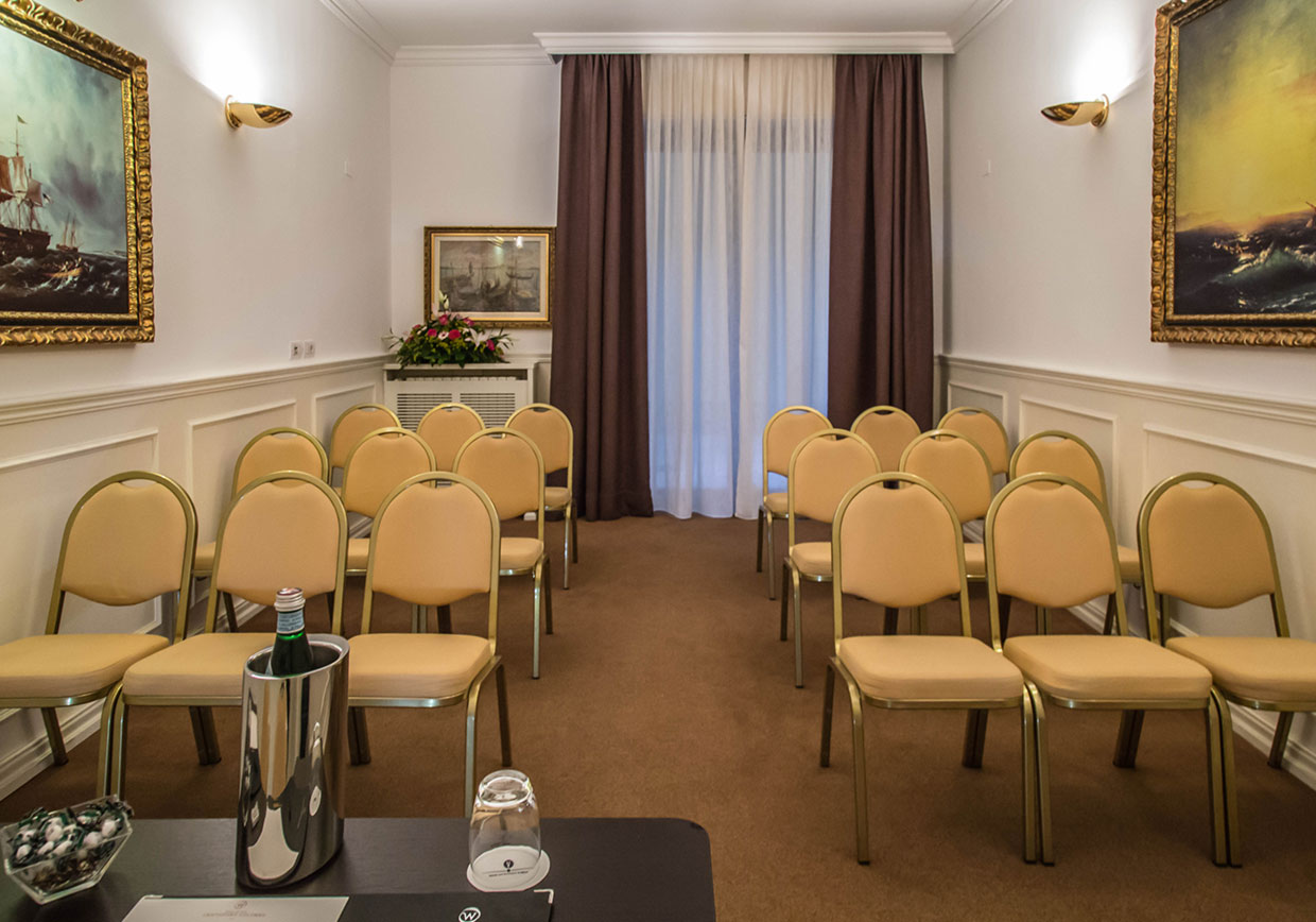 meeting room borromeo worldhotel cristoforo colombo