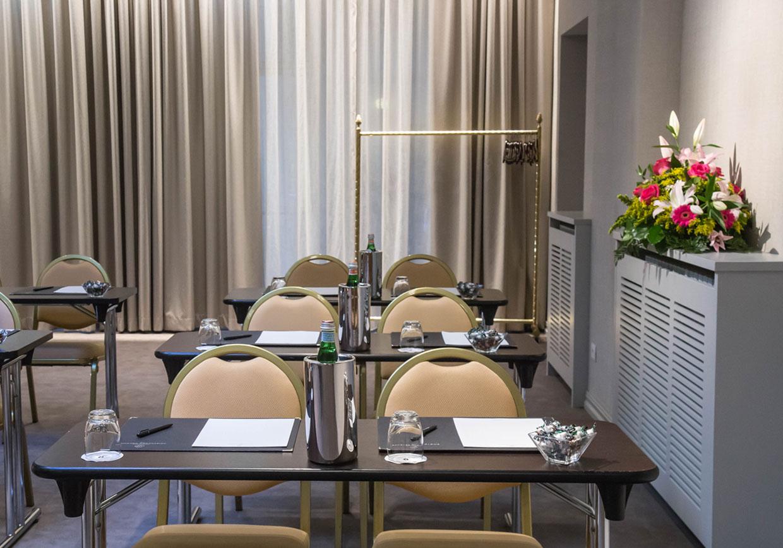 Visconti meeting room worldhotel cristoforo colombo