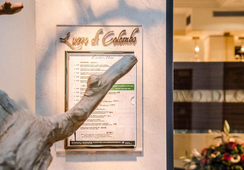 L'uovo di colombo worldhotel cristoforo colombo